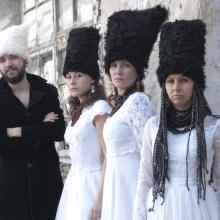 Гордость Украины этно-группа DakhaBrakha с концертами в Канаде, Монреале