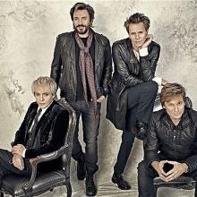 Концерт британцев Duran Duran
