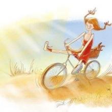 Вело пробег в Монреале