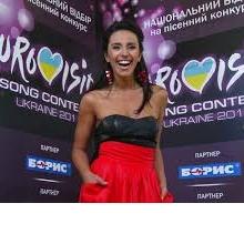 """Украина стала победительницей на 61м """"Евровидении-2016"""" в Стокгольме (Швеция)."""
