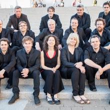 Предрождественский гиг Orchestre National De Jazz De Montreal
