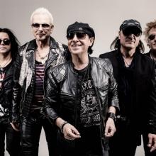 Концерт Scorpions в честь юбилея