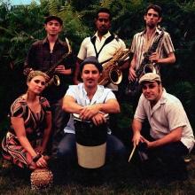 Соседи The Souljazz Orchestra прибывают в Монреаль